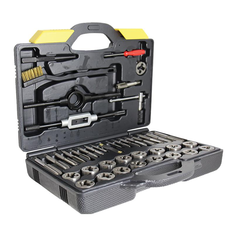 Sheffield Tools Tap & Die Set