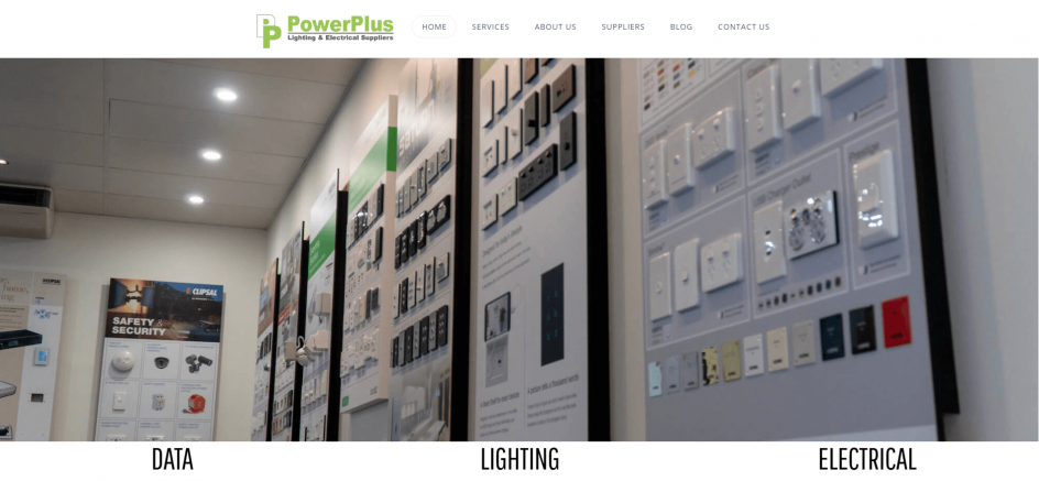 Power Plus Wagga Website